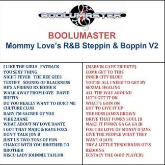 Mommy Loves Steppin Boopin V2