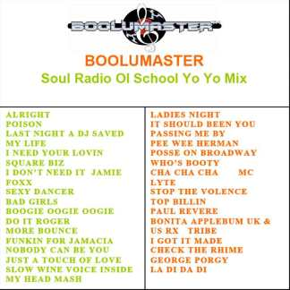 Ol School Yo Yo Mix Playlist