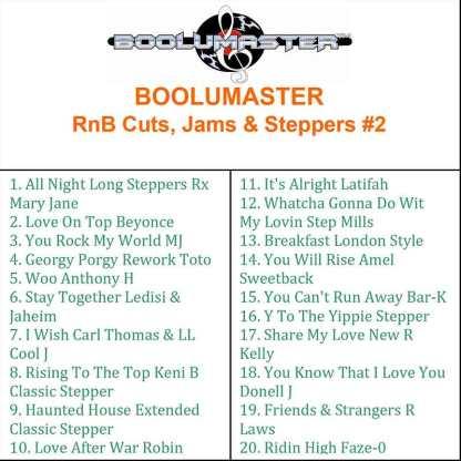 rnb cuts jams steppers 2