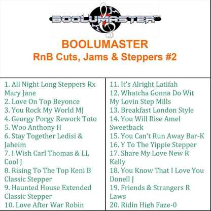 rnb cuts jams steppers 2