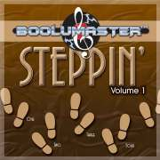 Steppin Volume 1 front cover