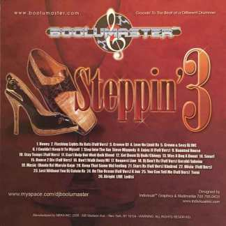Steppin volume 3