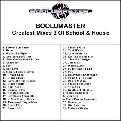 greatest mixes v3 playlist