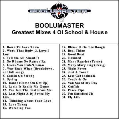 greatest mix v4 playlist