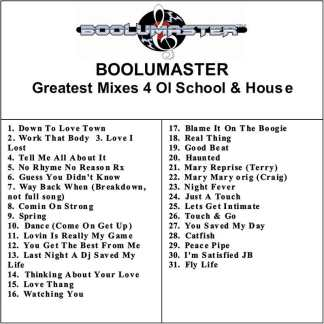 greatest mix v4 playlist