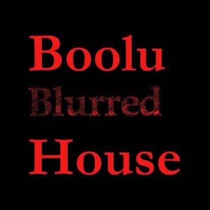 Boolu Blurred House Cover