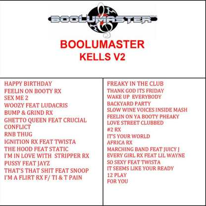 R Kelly V2 Playlist