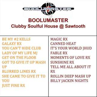 clubby sawtooth playlist