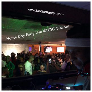 house day party image
