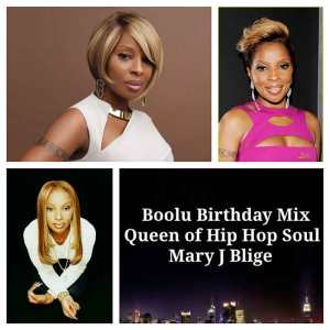 Mary J Blige B Day pic