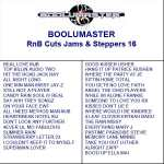 playlist for RnB Cuts 16