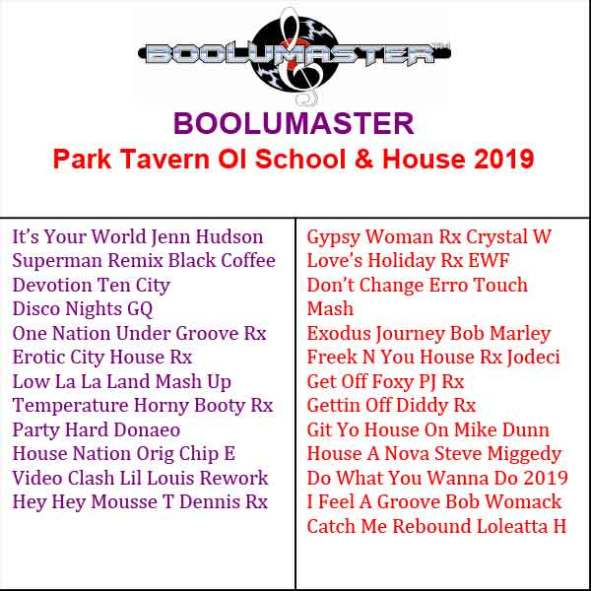 They Dont Make Old School Mixes Like This V1-2 - Boolumaster