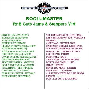 Rnb Cuts V19 Playlist