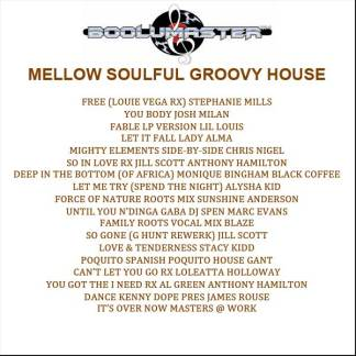 mellow soulful groovy house playlist