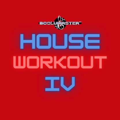 House Workout IV Cover