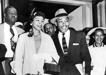 Coretta and King