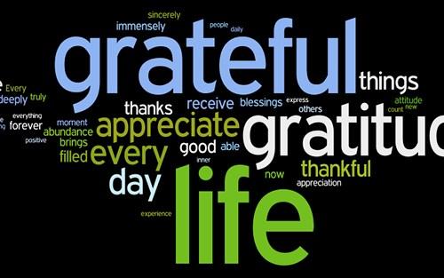 gratitude synonym