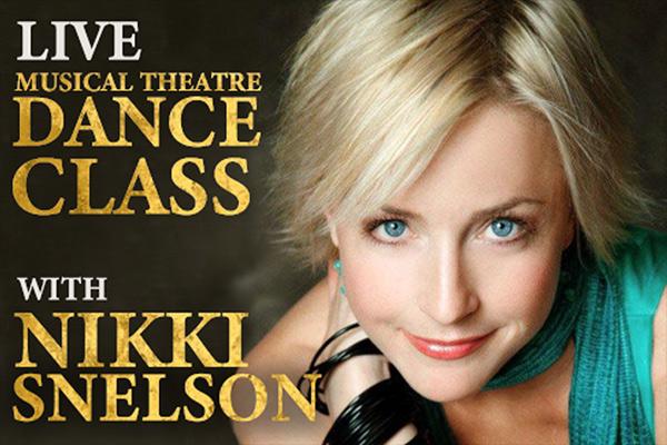 Nikki Snelson Live Class, June 20th 2020