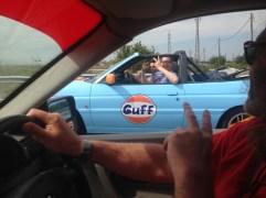 Guff on the way