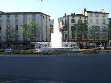 Millau Fountain