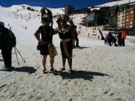 Egyptian Skiing