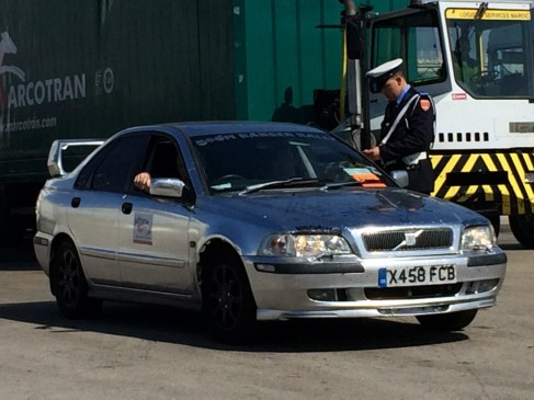 Customs Exercise