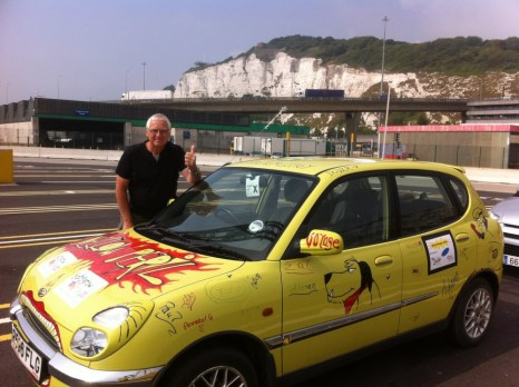 Yellow Peril at Dover