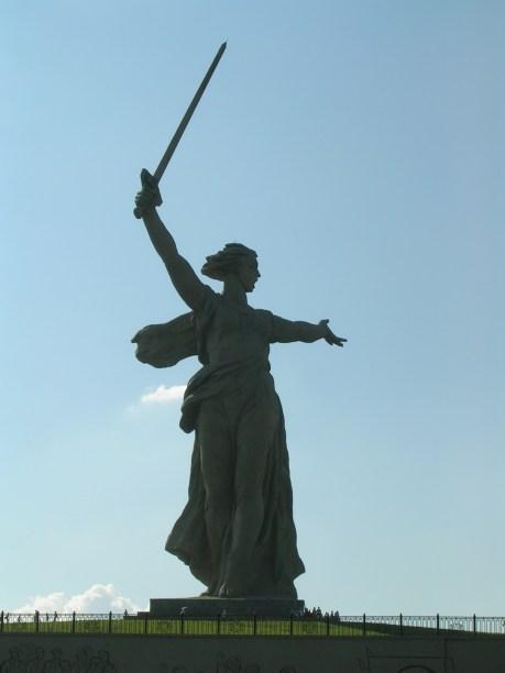 Mother Russia Volgograd