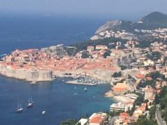 066 Leaving Dubrovnik Behind