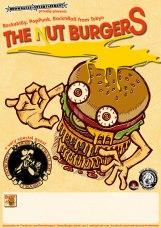 The Nut Burgers [JAP] + Cowboy Bob And Trailer Trash [GER] 26.11. - 1.12.14 angeboten von Boombatze Entertainment