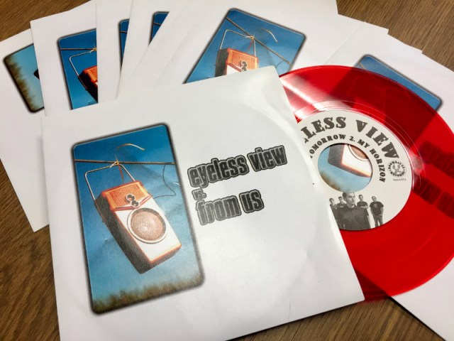 Eyeless View vs. From Us Split 7""