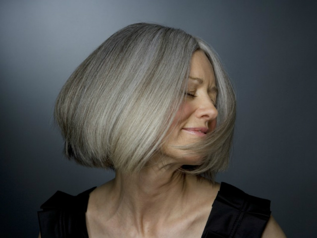 Image result for gray hair When Young Aged