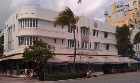 Cardozo Hotel, South Beach