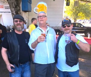 UNOFFICIAL OREGON BREWERS FESTIVAL BEER HAT