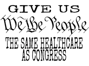 HEALTHCARE VOTE FOR CANCER COURAGE, CANCER COWARD