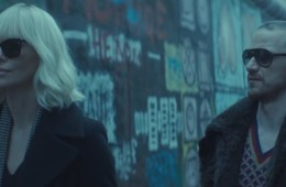 McAvoy and Theron Atomic Blonde