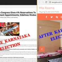 India - Fake News Websites Active During Karnataka Polls Vanish