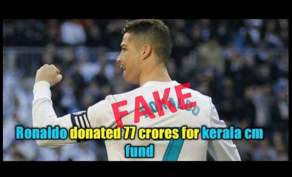 Image result for Cristiano Ronaldo Kerala