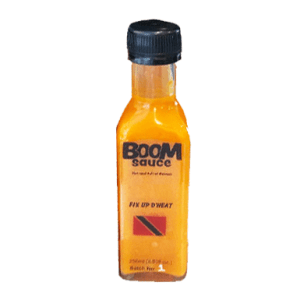 100ML Bottle of Boom Sauce
