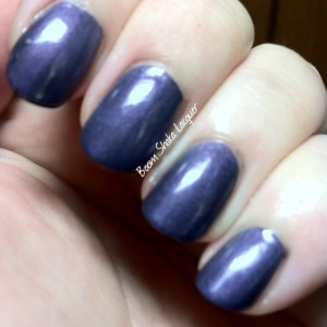 Gothic Gala Lacquers - Lilac Dreams (cold)
