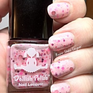 Dollish Polish - It's So Fluffy I'm Gonna Die