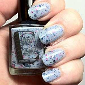 Literary Lacquers - Woman of Pleasure