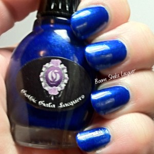Gothic Gala Lacquers - S-extacy