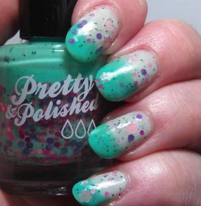 Pretty & Polished - May Flowers (Transition)