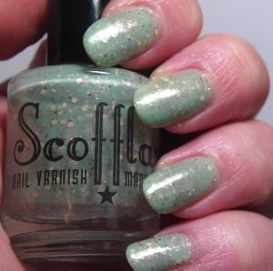 Scofflaw Nail Varnish - Arcane Sugar