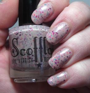 Scofflaw Nail Varnish - Maxwell Demon