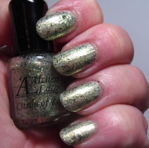 Alchemy Lacquers - Citron of Reality