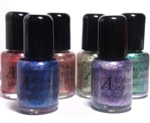 Alchemy Lacquers - Infinity Stones Collection