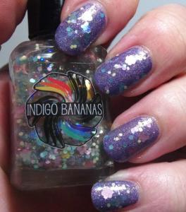 Indigo Bananas - Love Like Butterflies (over Zhu Yingtai is a Lady)