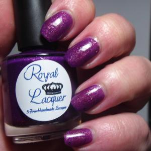 Royal Lacquer - Jeweled Orchid